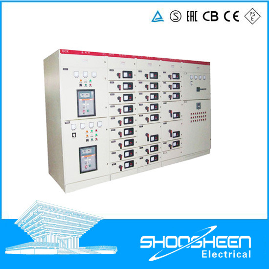 Gck 0.4kv Series 3 Phase Low Voltage Draw-out Distribution Board/ Electrical Distribution Switchgear pictures & photos