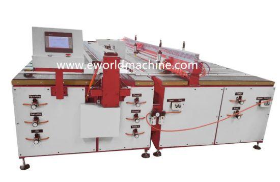 Swd1230 Semi-Automatic Laminated Glass Cutting Machine