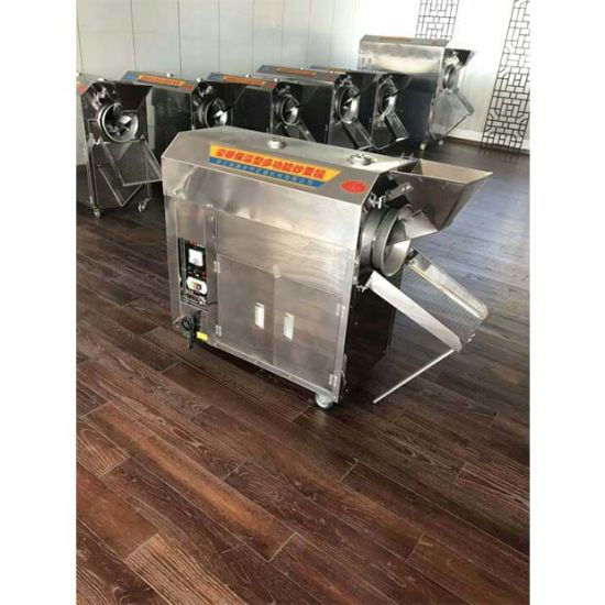 Food Baking Machine Coffee Roaster Peanut Roasting Machine pictures & photos