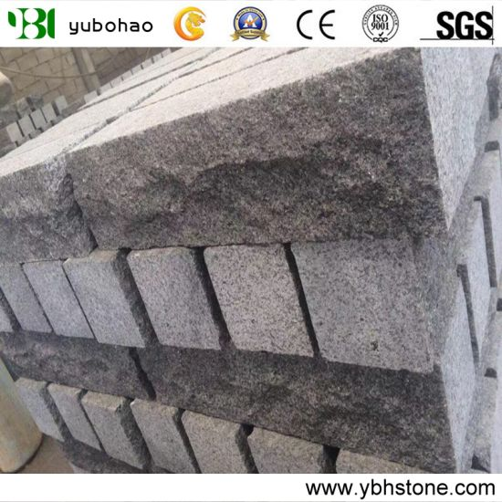 Nero Impala Grey/Yellow/Red/Black/Pink/Granite/Basalt/ Cobble/Cube/Kerbstone/ Cladding/Garden Stepping/Floor Tile/Paving in Natural Stone of Building Material