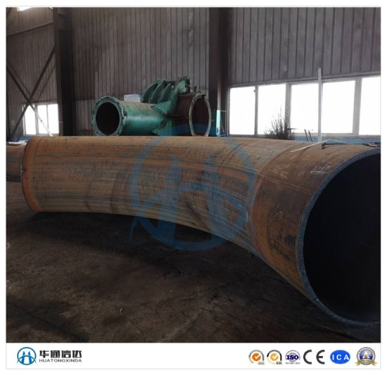 45degree Long Radius Sch40 Seamless Carbon Steel Pipe Fitting Elbow