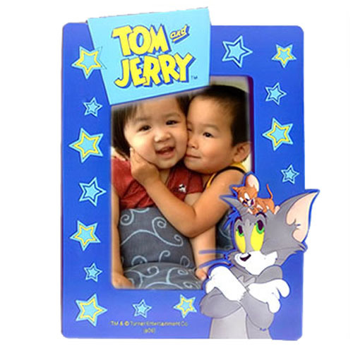Wholesale Cheap Funny Custom 3D PVC Plastic Picture Photo Frame