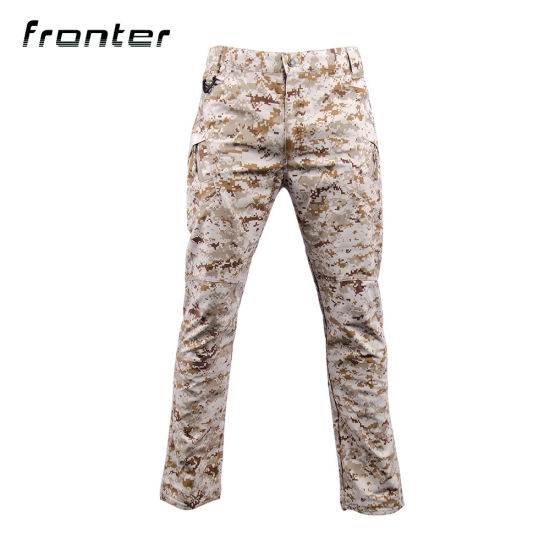 Fronter IX9 Military Army Pants Outdoor Hiking Trousers