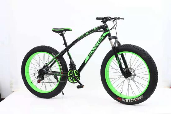 "20"" 4.0 Fat Tyre Bicycle, Mountain MTB Sport Bicycle pictures & photos"