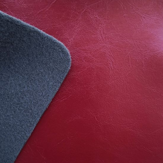 1.5mm Thick Zero-Solvent PU Car Seats Leather. pictures & photos