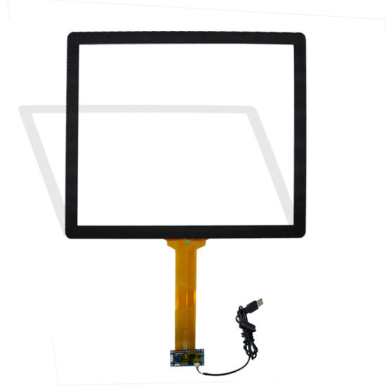 18.5, 19, 12.5, 23.6, 23.8, 27, 32, 43, 46, 55 Inch Pcap Touch Screen USB TFT LCD Panels pictures & photos