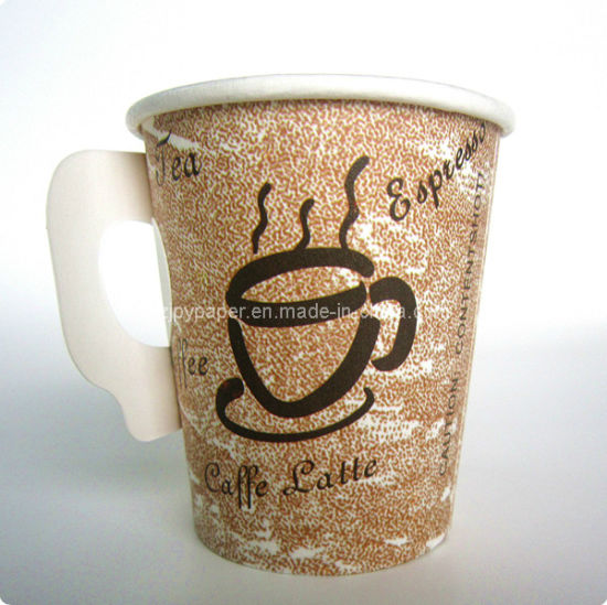 Disposable China Company Coffee Paper Cup Manufacturer, with