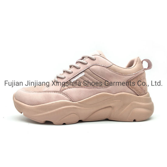 New Design Sport Running Breathable Casual Shoes for Women