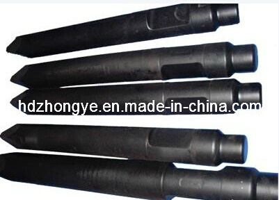 China Breaker Spare Parts, Stanley Breaker Tools, Moil Point