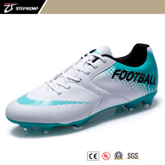 New Design TPU Firm Ground Soccer Shoe Football Men Cleats Sneaker Shoes 2019 Exf-7155