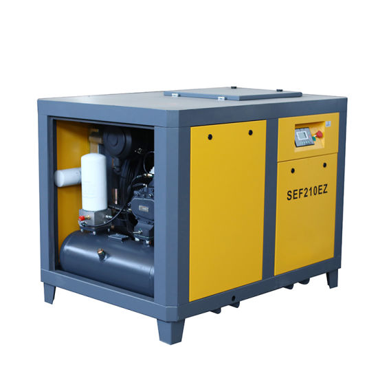 Industrial 110KW Energy Saving 30% Screw Air Compressor Price pictures & photos