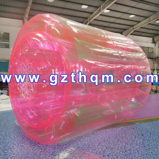 Transparent Inflatable Lake Water Walking Ball Rental/Human Roll Inside Zorb Roller Ball for Pool pictures & photos