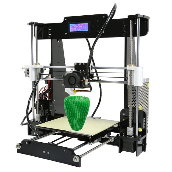 Anet 3D Large Build Size Desktop 3D Printer Digital Printer for Food Houses pictures & photos
