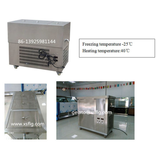 Air-Cooled Popsicle Machine/Making Machine of Popsicle/Ice Popsicle Machine pictures & photos