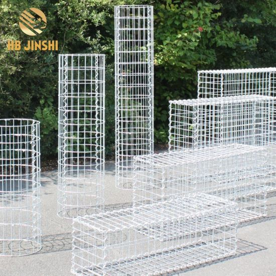 Factory Outlet High Quality 100 X 50 X 30 Cm Hot Dipped Galvanized Gabions Stone Cage