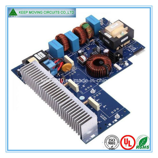 China High-Tg Electronic Circuit Board Through Hole Assembly