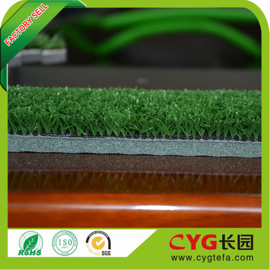 Waterpoofing PE Foam Artificial Turf Synthetic Grass Sport Mat pictures & photos