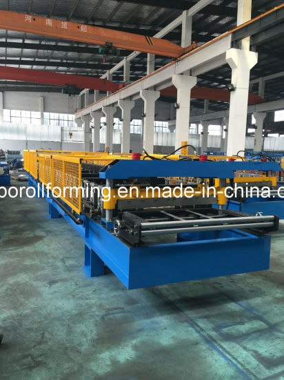 Steel Structure House Door Shutter Roll Formingf Machine pictures & photos