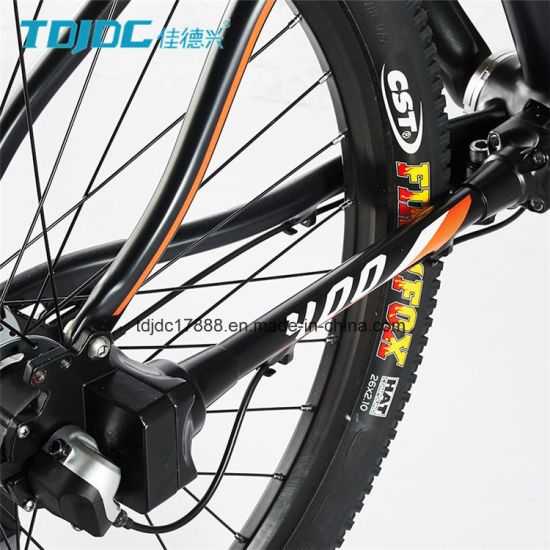2017 New Chainless Bicycle/Mountain Bike Hot Sale/ISO9001 Bike pictures & photos