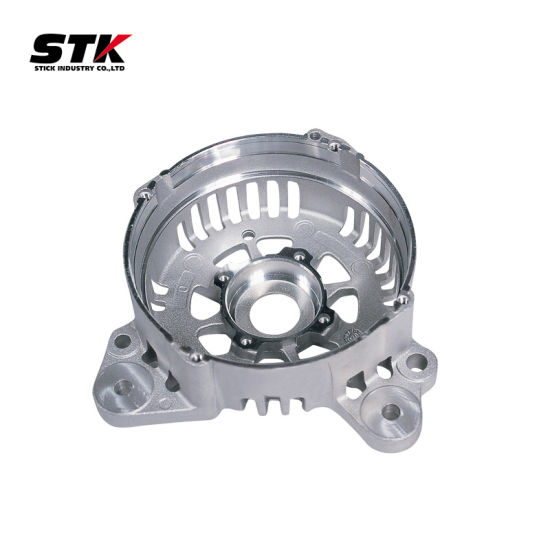 Customed Aluminum Die Casting Industrial Machinery Parts