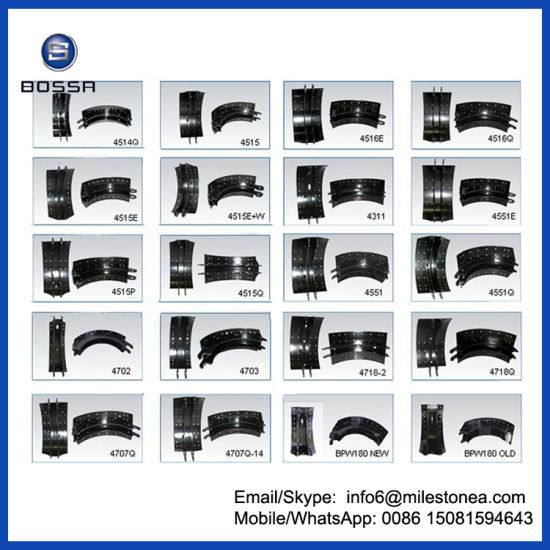 Casting Brake Parts for Hino/ Benz /Scania /Daf /Nissan/Man Manufacturer pictures & photos