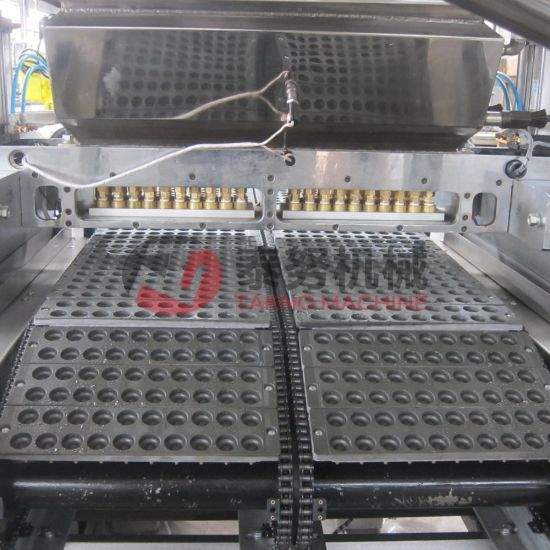 Fully Automatic Hard Candy Production Line pictures & photos