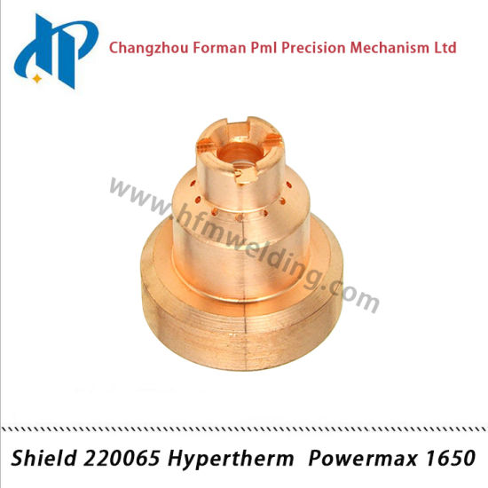 Shield Cap 220065 for Powermax 1650 Plasma Cutting Torch Consumables 100A pictures & photos