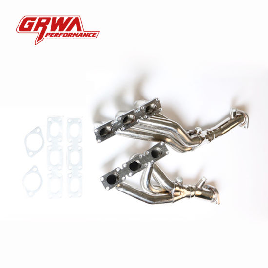 China Auto Parts Exhaust Header for BMW E46 M3 - China