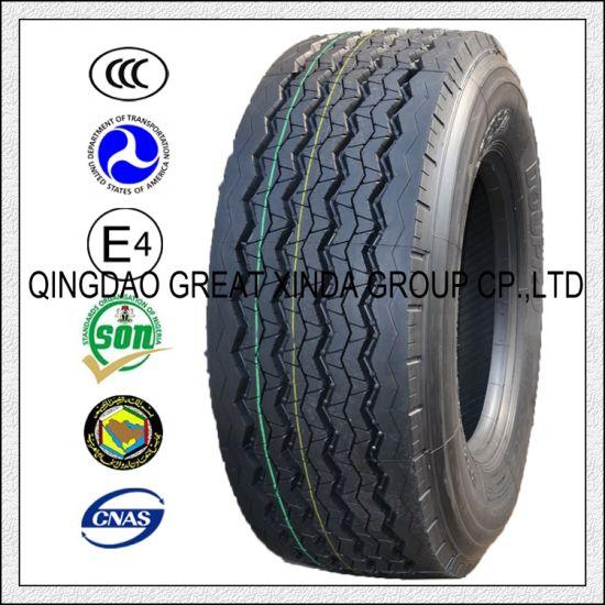 Heavy Duty Truck Tire 385/65r22.5 Radial Tubeless Truck Tire Tyre, TBR