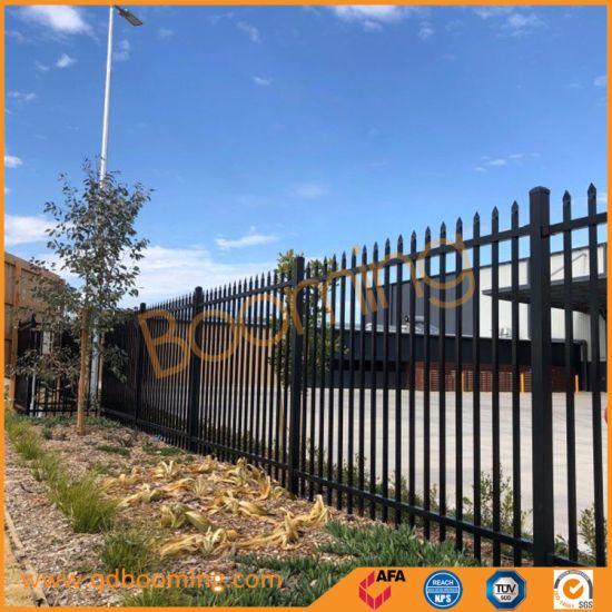 Spear Top Security Aluminium Garden/Farm/Rural Fence Panels