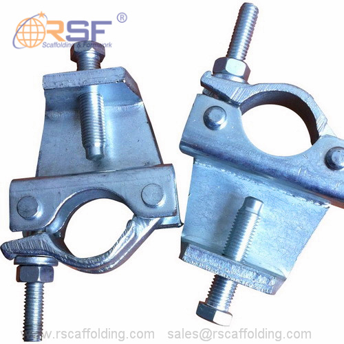 2'' Large Load Capacity Drop Forged Scaffolding Beam Clamp