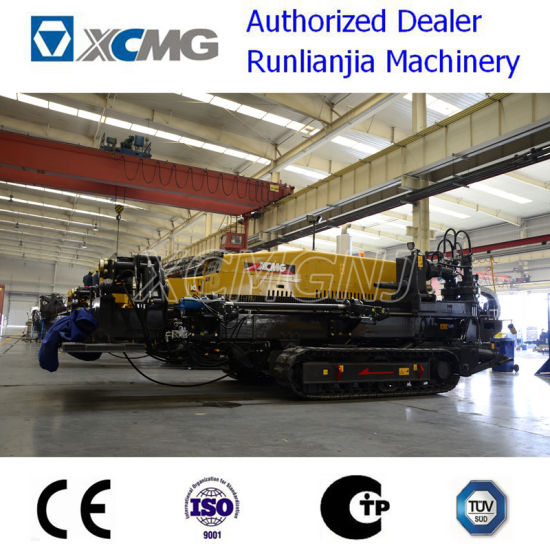 XCMG XZ320D horizontal directional drilling machine for