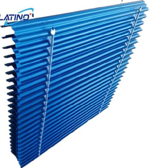 Counterflow Cooling Tower Drift Eliminators