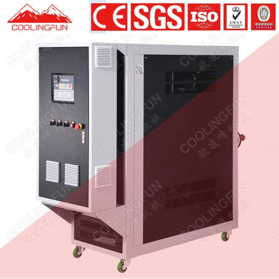 Heat Transfer Oil Temperature Control System