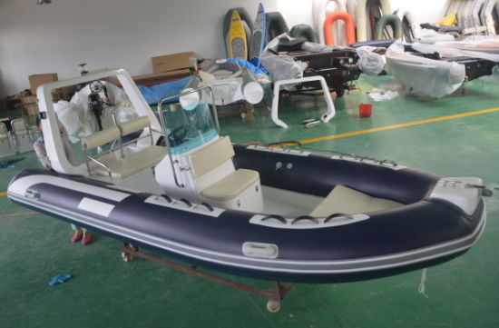 Funsor Marine Professional Factory of Rib Boat pictures & photos