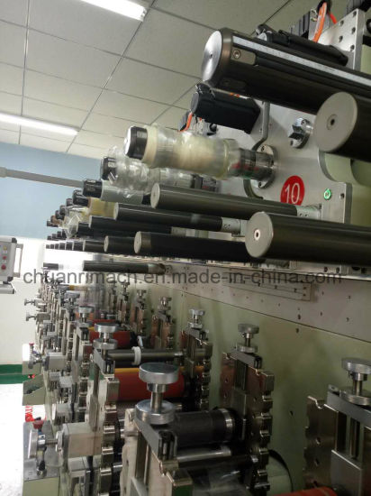 Automatic Deviation- Correcting System, Multiple Stalks Sport Controller, Rotary Die Cutting Machine pictures & photos