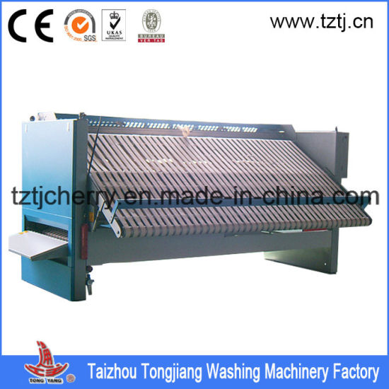 Bed Linen Folding Machine For Bed Sheet, Covers, Linen, Tablecloth
