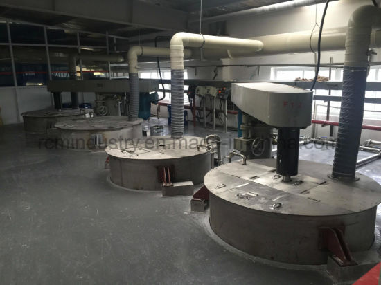 Platform Paint Dissolver Mixing Machine pictures & photos