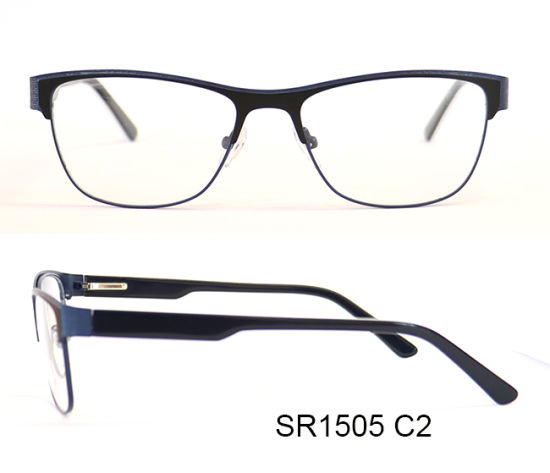 Best Selling New Design Metal Optical Frames Eyewear pictures & photos