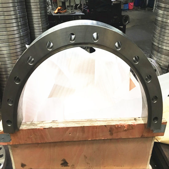 Split Two Half Pieces Stainless Steel SS304 SS316 Flange