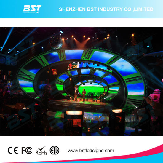 Hot Sell P2.84 Ultral HD Indoor Rental LED Display Screen pictures & photos