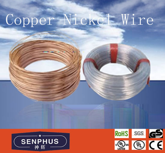 Copper Nickel Wire pictures & photos