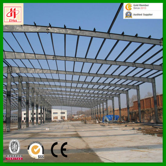 Professional in Manufacturing Steel Structure Workshop pictures & photos