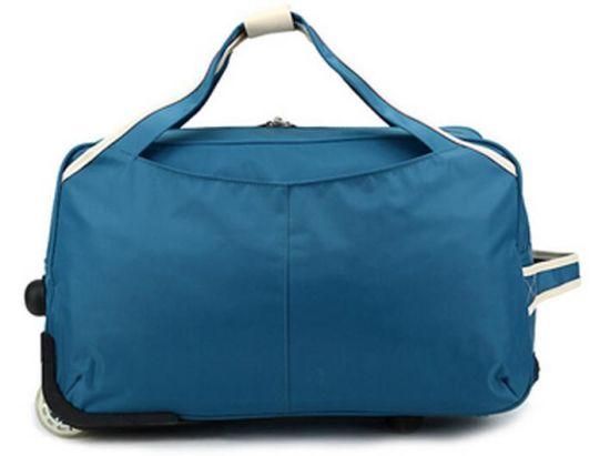 Stylish Korean Bright Color Polo Trolley Travel Bag Sh-16032207