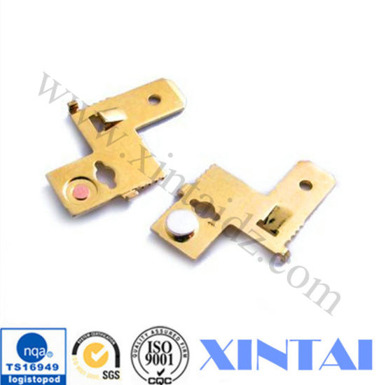High Quality Factory Supply Customized Stamping Parts pictures & photos