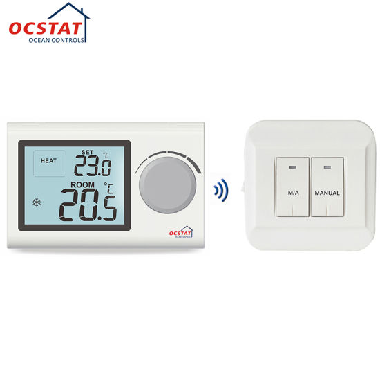China Room Temperature Boiler Heating Controls Wireless Gas Boiler ...