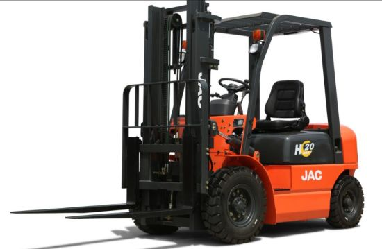 Professional Supplier of Diesel Forklift 2ton pictures & photos