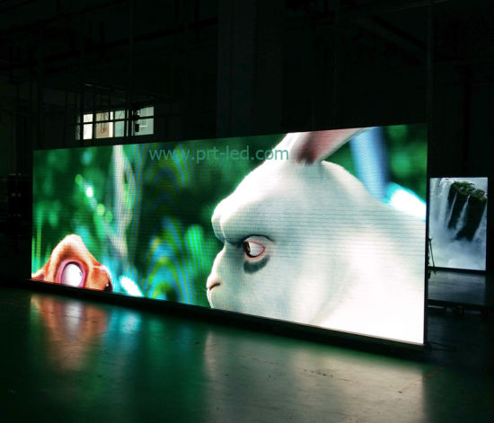 New Design Front Access LED Display Panel with Magnetic Fixing (P3.91) pictures & photos
