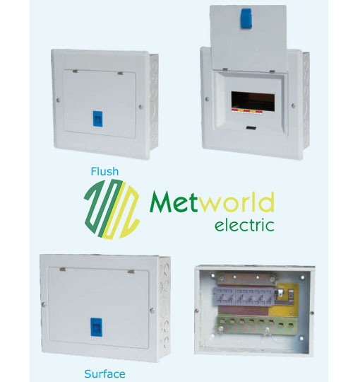 Metal Power Distribution Box Wall Mount Enclosure Enclosure Box