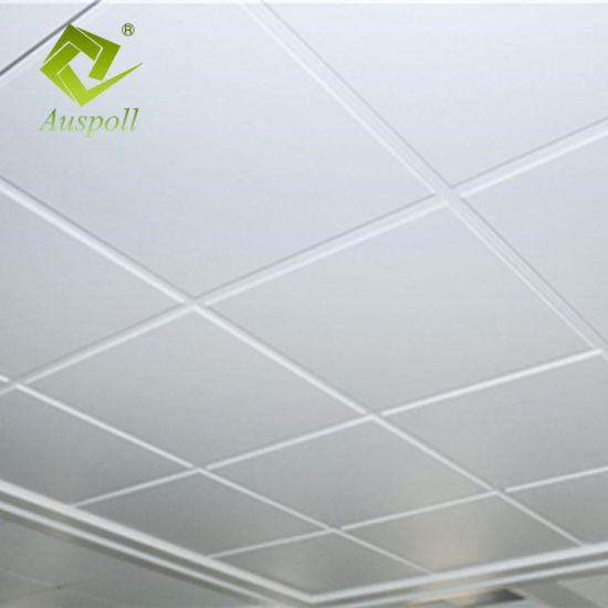 China Iso9001 Environmental Standard Metal Lay In Aluminum Ceiling Tile China Aluminum Ceiling Tile Aluminum Ceiling Panels